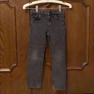 DC kids slim fit jeans size 4T